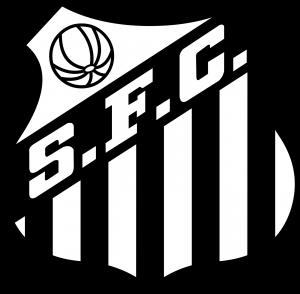 Bandeira do Santos FC.