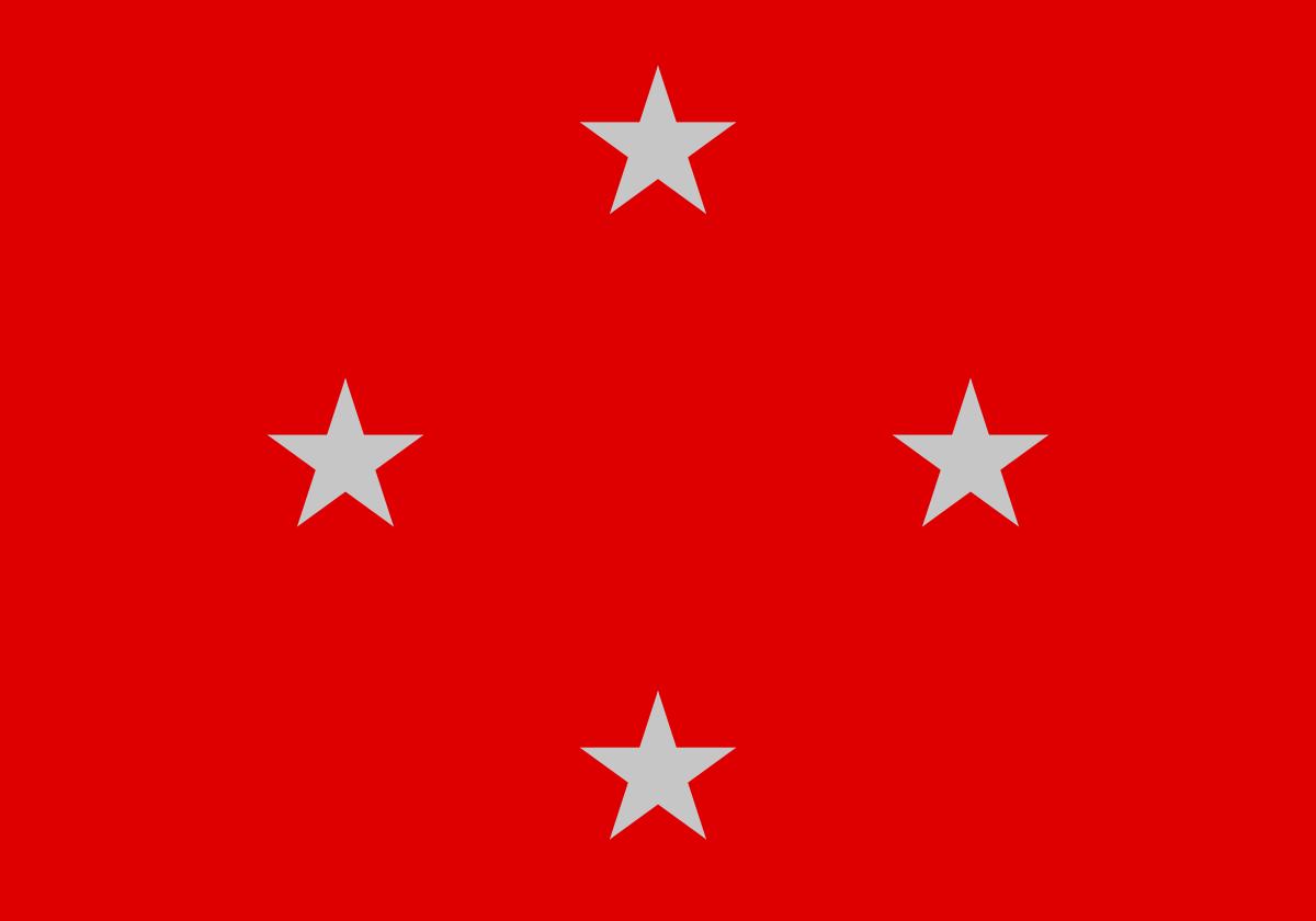 Bandeira da cidade de Londrina PR.