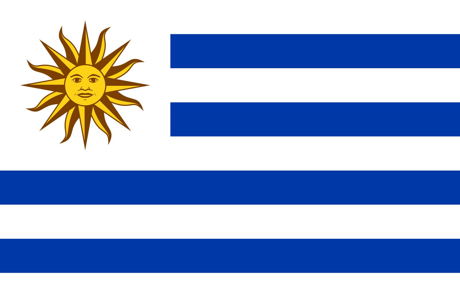 Hino do Uruguai para download mp3 e online.